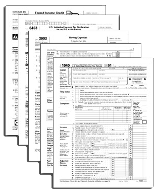 Trucker Tax Forms